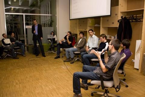 AppParade, 6. 12. 2010 (foto: Miloš Marcinek)