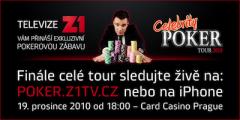 Celebrity Poker Tour na Z1