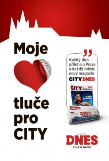 Kampaň City DNES