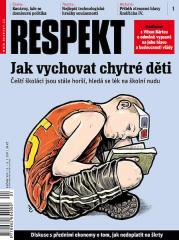 Respekt 01/2011. Repro: respekt.cz