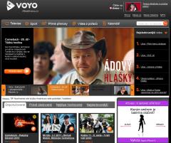 Videoportál Voyo.cz (repro: voyo.cz)