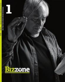 První číslo čtvrtletníku Bizzone. Repro: Vodafone