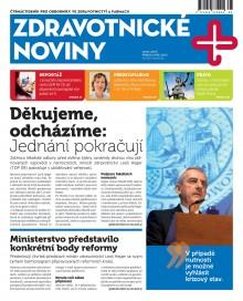 Zdravotnické noviny. Foto: Mladá fronta