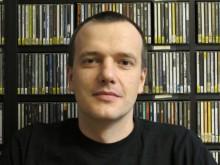 David Štěrbáček. Foto: Radio 1