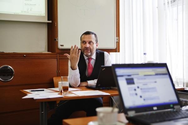 Generální ředitel ČTK Jiří Majstr. Foto: ČTK