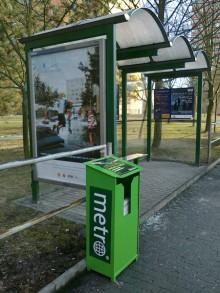 Stojan Metra v Plzni. Foto: Metro