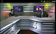 Vysílání ČT4 pro přístroje s Androidem