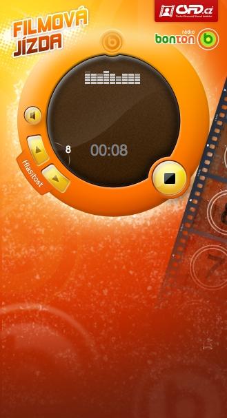 Webové rádio Filmová jízda
