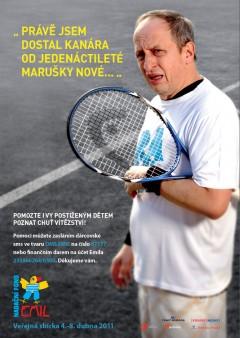 Veřejná sbírka: Jan Kraus