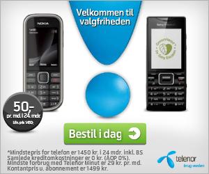 Wunderman pro Telenor Denmark