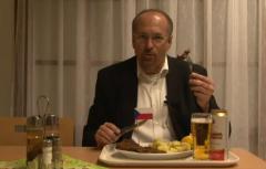 Fuksa pije Budvar