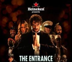 Kampaň Heinekenu The Entrance (Vstup)