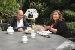 Zdeněk Pohlreich a Halina Pawlowská. Foto: TV Prima