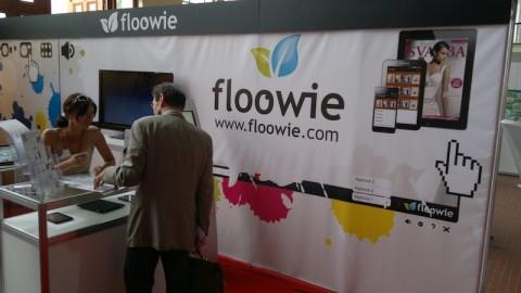 Na veletrhu Svět knihy se prezentuje i platforma Floowie, která zpřístupňuje na webu tuzemské deníky v elektronické podobě