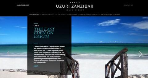Konektor: web Uzuri Zanzibar Resort