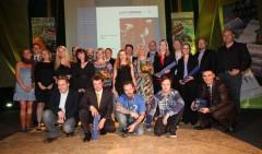 Vítězové Zlatého středníku 2010. Foto: PR Klub