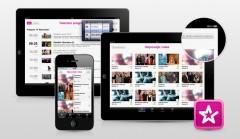 TV Barrandov pro iPad