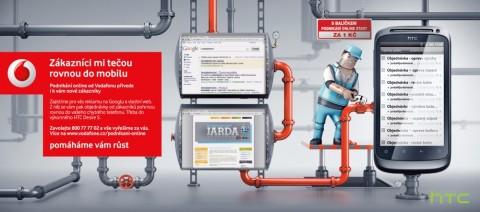 Vodafone: Podnikání online