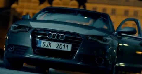 Registrační značka SJK 2011 značí Show Jana Krause v letošní podobě