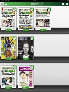 Metro pro iPad. Repro: App Store