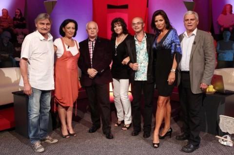 Soutěžní páry 1. dílu. Foto: TV Prima