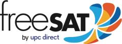 Nové logo satelitní služby UPC
