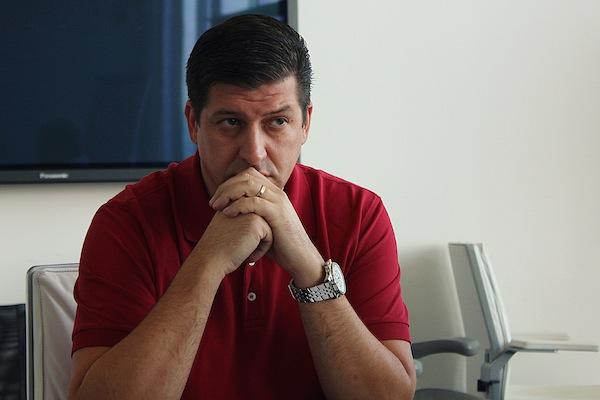 Generální ředitel televize Nova Jan Andruško. Foto: Linda Matásková