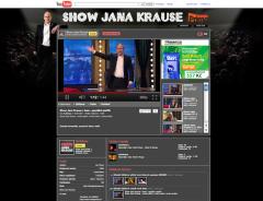 Show Jana Krause na YouTube
