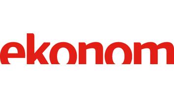 Logo časopisu Ekonom, říjen 2011