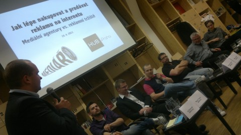 Mikrokonference o internetové reklamě, duben 2011
