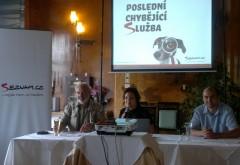 Novou službu dnes představil i Zdeněk Svěrák