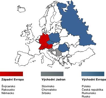 Švýcarská Goldbach Group je přítomná ve víc zemích Evropy