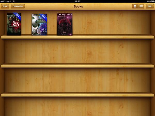 Knihy od Freetime Publishing má brzy jít koupit a číst v aplikaci iBooks na iPadech