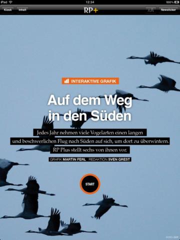 Rheinische Post pro iPad