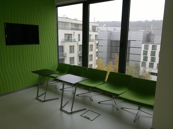Nové pražské kanceláře Googlu