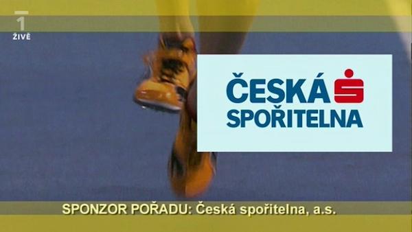 Plný servis: moderátor večera Aleš Háma namluvil už úvodní sponzorský vzkaz