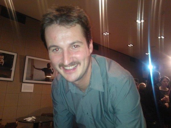 Tomáš Búřil (Allegro Group) je o rok moudřejší. A jeho jemně polský vzhled napovídá, že i on se zapojil do kampaně Movember