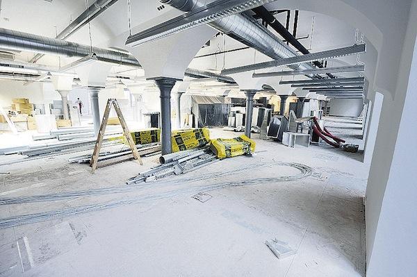 Integrovaný newsroom Blesku a Aha! vznikl na ploše 1580 metrů čtverečných
