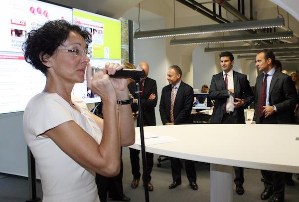 Integrovaný newsroom vydavatelství Ringier Axel Springer