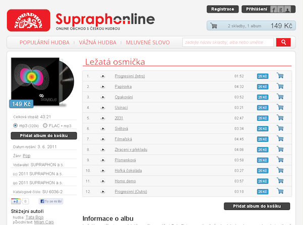 Supraphonline.cz