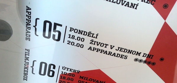 AppParade už podruhé proběhne v Biu Oko, na Praze 7 v ulici Františka Křížka
