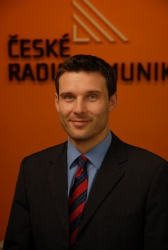 Kamil Levinský. Foto: Radiokomunikace