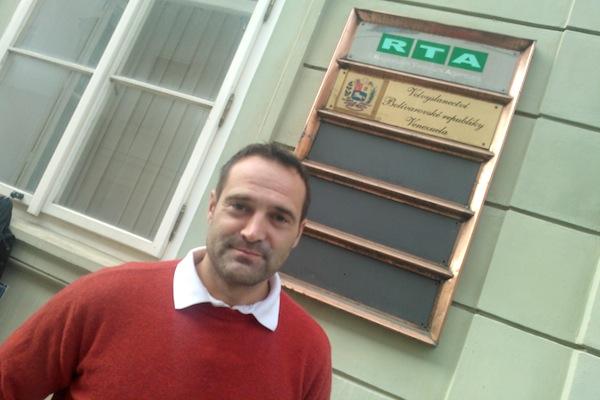 Pavel Zuna. Foto: Ondřej Aust