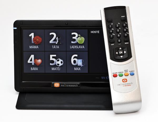 Simír čili nejnovější generace měřícího zařízení s názvem SimEar, vyvíjeného společností Mediaresearch