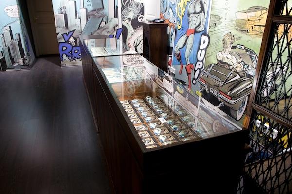 Komiksové muzeum Káji Saudka