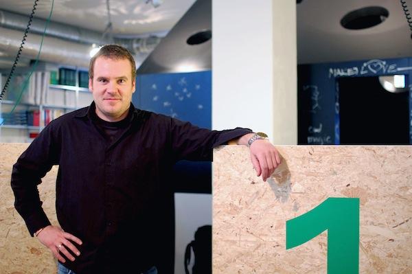 Kreativní ředitel agentury Leo Burnett Martin Pasecký. Foto: Sandra Kisić