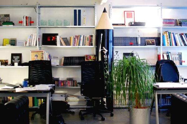 Interiér kanceláří agentury Leo Burnett. Foto: Sandra Kisić