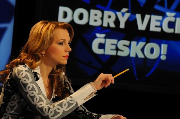 Martina Kociánová. Foto: TV Barrandov