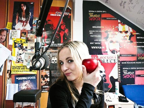 Magdalena Wronková. Foto: RockZone
