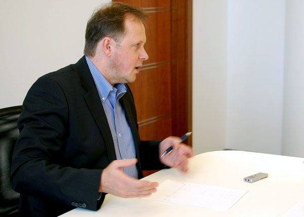 Petr Dvořák. Foto: Sandra Kisić